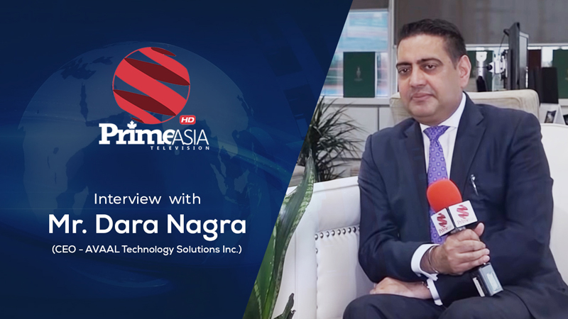 PrimeAsia Interview with Mr. Dara Nagra-CEO