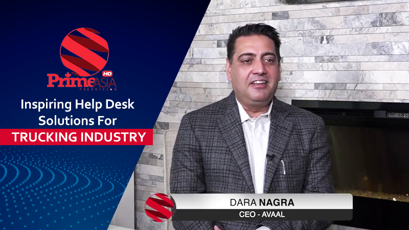 Interview with Mr. Dara Nagra