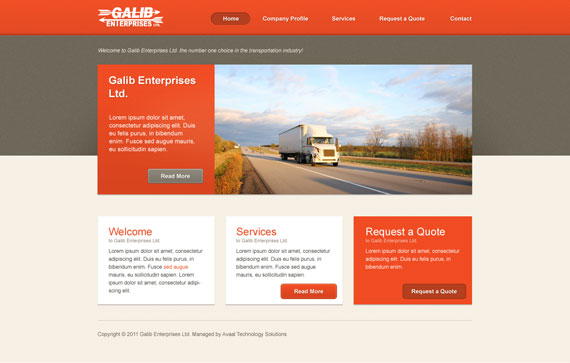 Galib Enterprises Ltd.
